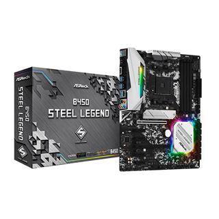 Steel Legend Mainboards von ASRock