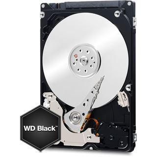 Western Digital SATA 2.5 Zoll HDDs