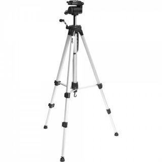 InLine Stativ für Digitalkameras und Videokameras, Aluminium,