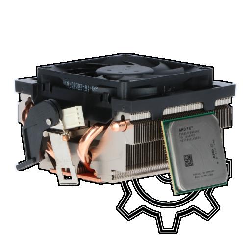 360 - AMD FX Series FX-8350 8x 4.00GHz So.AM3+ BOX