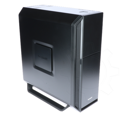 360 - be quiet! Silent Base 800 gedämmt Midi Tower ohne Netzteil