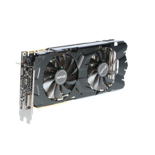 360 - 8GB KFA2 GeForce GTX 1080 EX OC Edition Aktiv PCIe 3.0 x16 (Retail)