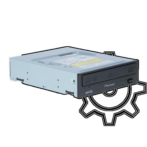 360 - Pioneer BDR-209EB Blu-ray BDXL Recorder, SATA, 16x/16x/40x schwarz