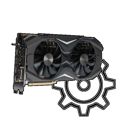 360 - 8GB ZOTAC GeForce GTX 1080 AMP! Edition Aktiv PCIe 3.0 x16 (Retail)