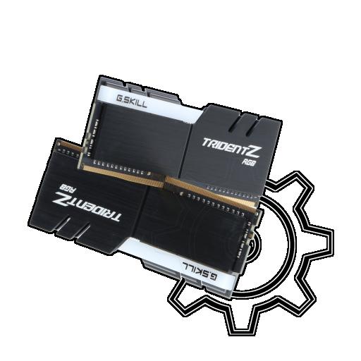 360 - 16GB G.Skill Trident Z RGB DDR4-3000 DIMM CL15 Dual Kit