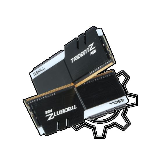 360 - 16GB G.Skill Trident Z RGB DDR4-3200 DIMM CL14 Dual Kit