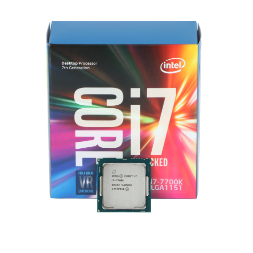 360 - Intel Core i7 7700K 4x 4.20GHz So.1151 WOF