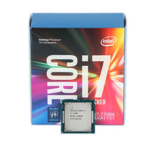 360 - Intel Core i7 7700K 4x 4.20GHz So.1151 WOF
