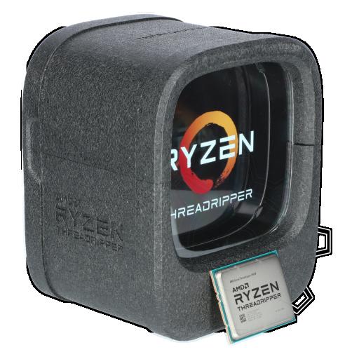 360 - AMD Ryzen Threadripper 1950X 16x 3.40GHz So.TR4 WOF