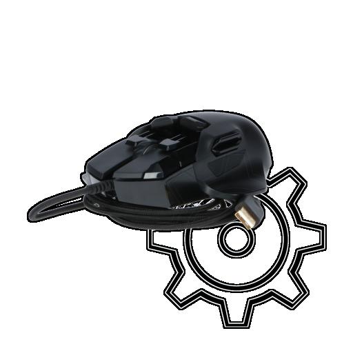 360 - Swiftpoint Z Mouse USB schwarz (kabelgebunden)