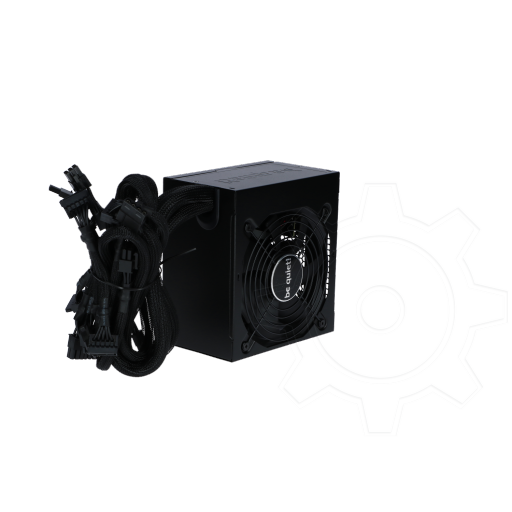 360 - 500 Watt be quiet! System Power 9 Non-Modular 80+ Bronze