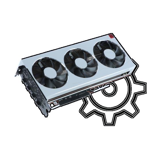 360 - 16GB MSI Radeon VII Aktiv PCIe 3.0 x16 (Retail)