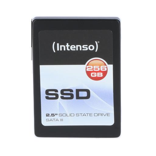 """360 - 256GB Intenso 3812440 2.5"""" (6.4cm) SATA 6Gb/s MLC (3812440)"""