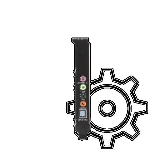 360 - Asus Xonar DGX PCIe x1