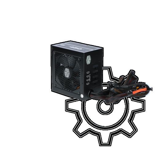 360 - 450 Watt Cooler Master G450M Modular