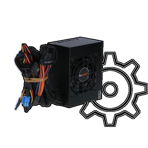 360 - 300 Watt be quiet! SFX Power 2 Non-Modular 80+ Bronze