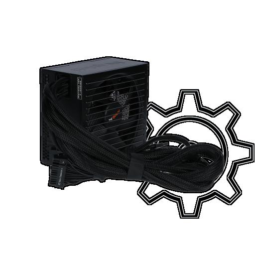 360 - 400 Watt be quiet! Straight Power 10 Non-Modular 80+ Gold