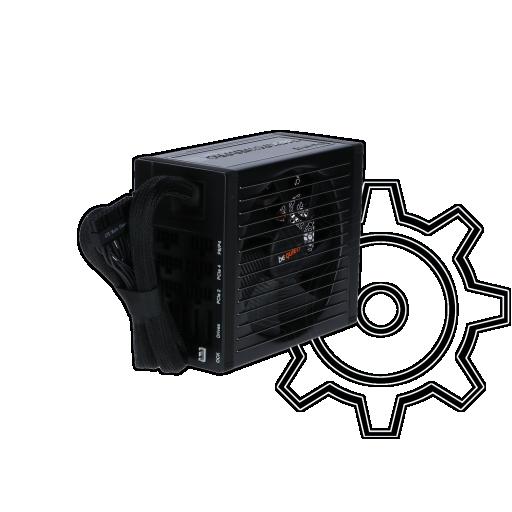 360 - 550 Watt be quiet! Dark Power Pro 11 Modular 80+ Platinum