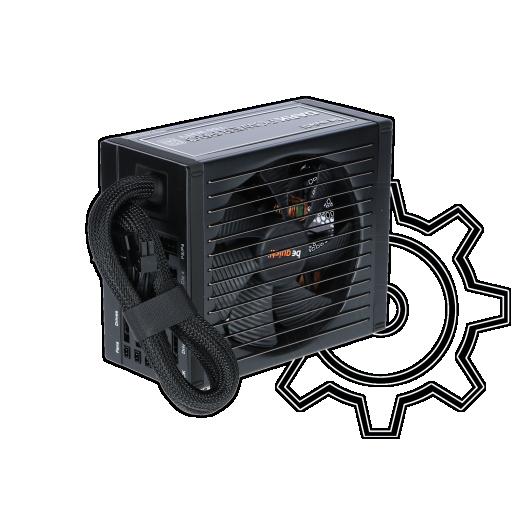 360 - 750 Watt be quiet! Dark Power Pro 11 Modular 80+ Platinum