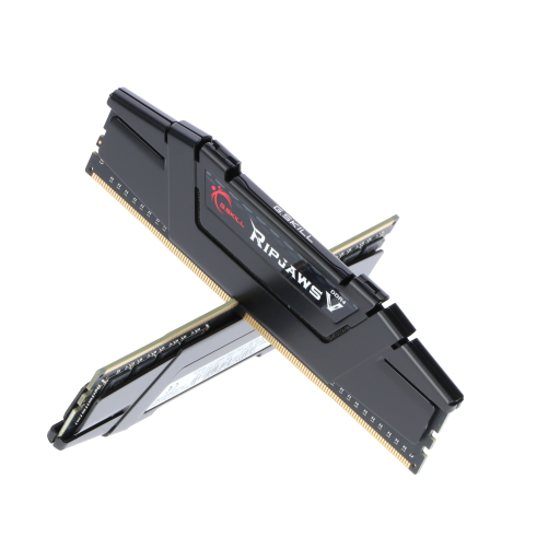 360 - 16GB G.Skill RipJaws V schwarz DDR4-3200 DIMM CL16 Dual Kit