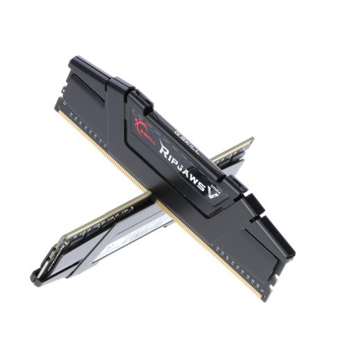360 - 16GB G.Skill RipJaws V schwarz DDR4-3200 DIMM CL16 Dual Kit