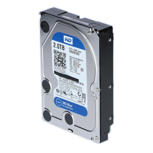 """360 - 2000GB WD Blue WD20EZRZ 64MB 3.5"""" (8.9cm) SATA 6Gb/s"""