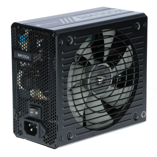 360 - 550 Watt Corsair RMx Series RM550x Modular 80+ Gold
