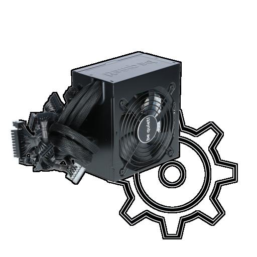 360 - 500 Watt be quiet! System Power 8 Non-Modular 80+