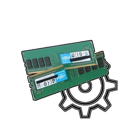 360 - 16GB Crucial CT2K8G4DFS8213 DDR4-2133 DIMM CL15 Dual Kit