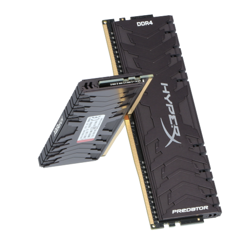 360 - 8GB HyperX Predator DDR4-3200 DIMM CL16 Dual Kit