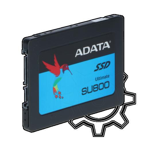"""360 - 256GB ADATA Ultimate SU800 2.5"""" (6.4cm) SATA 6Gb/s TLC Toggle"""