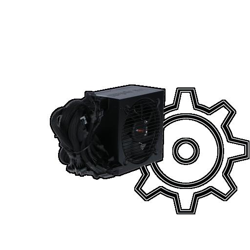 360 - 500 Watt be quiet! Pure Power 10 Non-Modular 80+ Silver