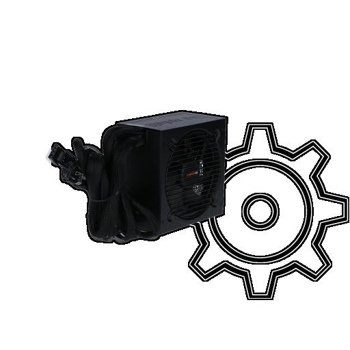 360 - 350 Watt be quiet! Pure Power 10 Non-Modular 80+ Bronze