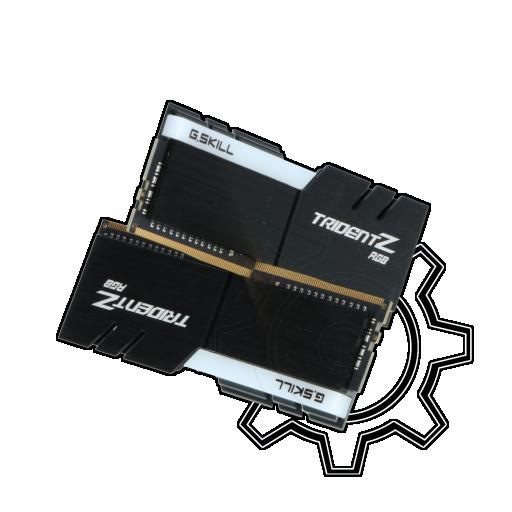 360 - 16GB G.Skill Trident Z RGB DDR4-3000 DIMM CL16 Dual Kit