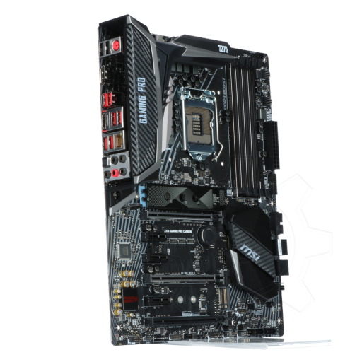 360 - MSI Z370 GAMING PRO CARBON Intel Z370 So.1151 Dual Channel DDR ATX
