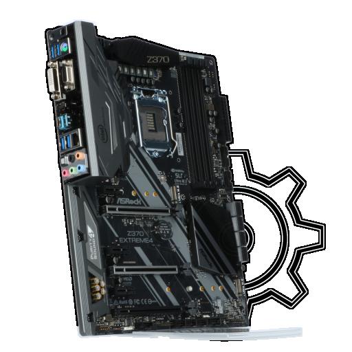 360 - ASRock Z370 Extreme 4 Intel Z370 So.1151 Dual Channel DDR4 ATX Retail