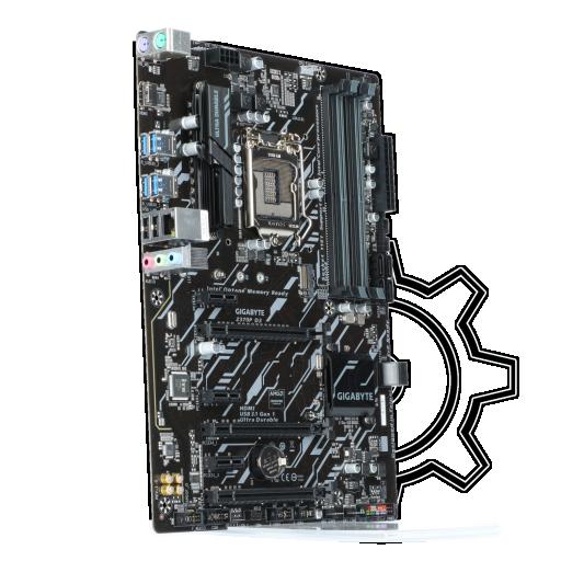360 - Gigabyte Z370P D3 Intel Z370 So.1151 Dual Channel DDR ATX Retail