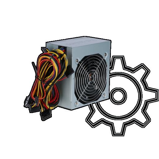 360 - 350 Watt be quiet! System Power B9 Bulk Non-Modular 80+ Bronze