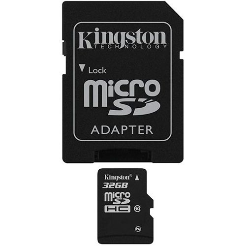 32-GB-Kingston-microSD-Class-10-Retail-inkl-Adapter