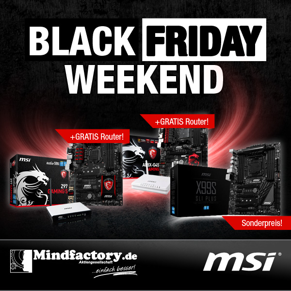 mindfactory black friday