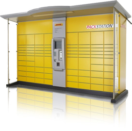 Dhl Packstation Halle
