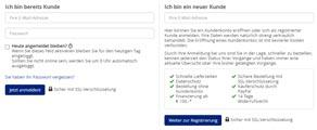 Kundenkonto erstellen -> Ihr Konto -> Info-Center | Mindfactory.de ...