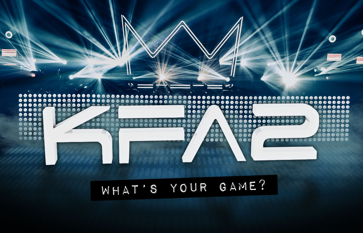 KFA2 - What's your Game?